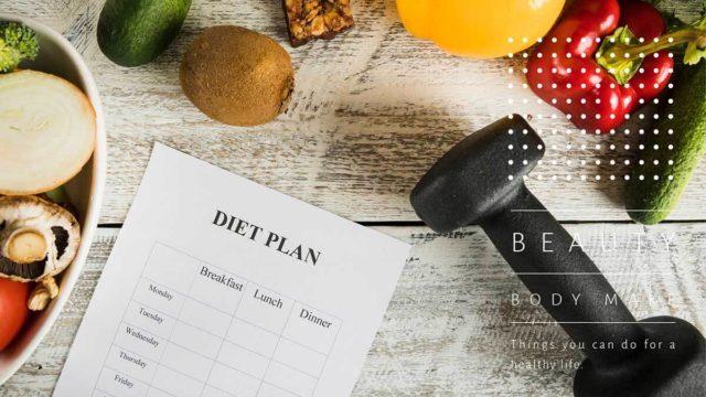ダイエット 計画